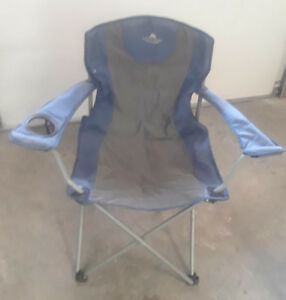 Outdoor Folding Camp Chair with Carry Bag (Maple Ridge)