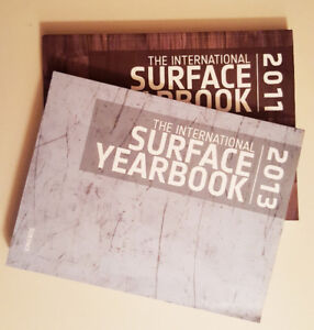 2 x The International Surface Year Book _DESIGN & ARCHITECTURE