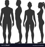 WANTED - Research Participants for a Study about Body Shape