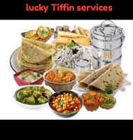 Lucky Tiffin services only in 215 dollars 6 days a week