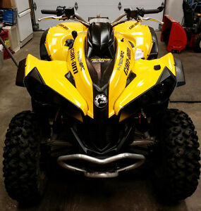 Renegade 800r can am