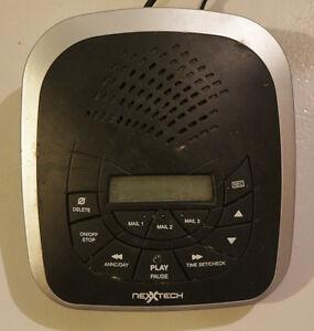 Answering machine.NEXXTECH Digital