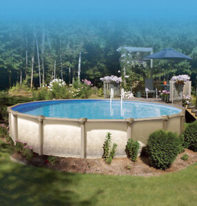 Above Ground Pool Kits ON Sale. Be Swimming this Weekend!