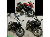 Lexmoto LXR 125 - 125cc Sports CBT Legal Motorbike Euro 5 All Colours Available