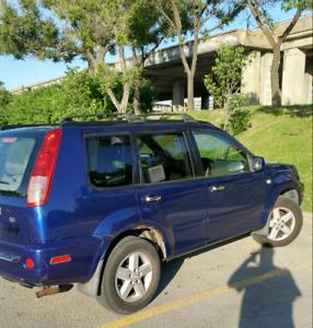 A vendre Nissan Xtrail 2005