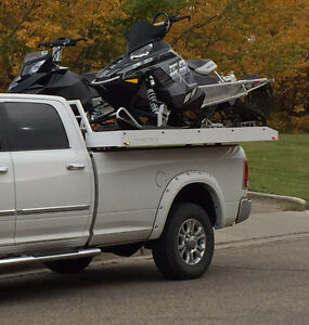2016 CROSS-TRAX ATV/SLED DECKS