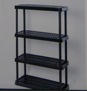 Shelves - Certified Adjustable (That is what Canadian Tire Says)