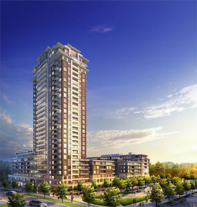 Riverside Condos 1+den with 10 ft ceilings! Brand New!