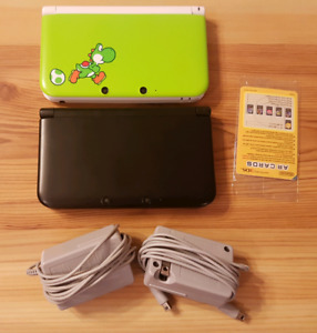 (X2) Nintendo 3DS XL with 100+ Games
