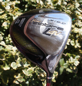 9* Cobra L4V Driver with Matrix Shaft - Super High MOI