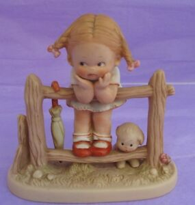"""""""What Will I Grow Up to Be"""" figurine Memories of Yesterday"""
