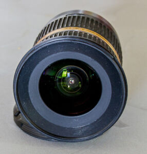 TAMRON 10-24mm LENS  (For Canon Dslr):  $ 250.00