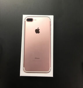 iphone 7 plus 128GB Unlocked for $625
