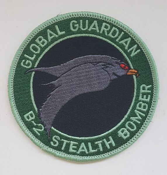 B-2 Stealth Bomber, Global Guardian, Rare patches, badges Collectibles, Military Badges, Memorabilia
