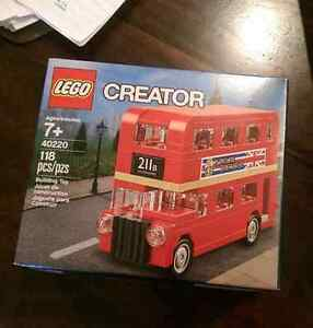 LEGO Double Decker Bus