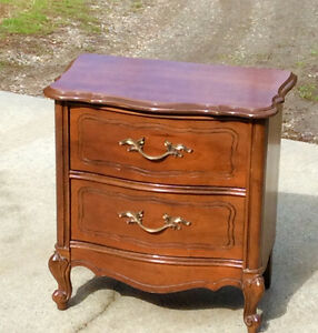 Vintage French Side Table