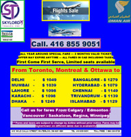 SKYLORD TRAVEL::::Cheap Flights 2 India , Pakistan and WW