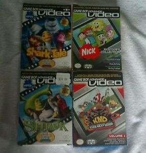 Limited Edition Movies/Videos for Nintendo DS Belleville Belleville Area image 1