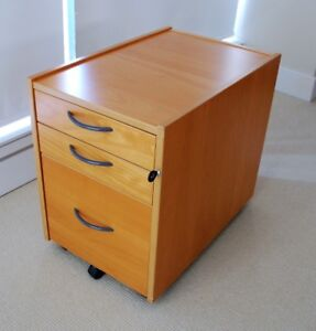Cabinet, 3 drawers