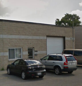 MONTREAL NORTH INDUSTRIAL PROPERTY FOR RENT