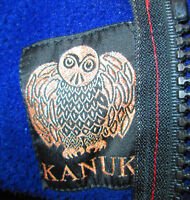 BEAUTIFUL KANUK WINTER LARGE MEN'S JACKET  (NDG)