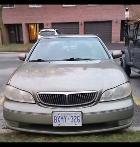 INFINITY I30  V6 2001 Luxury w/Sunroof