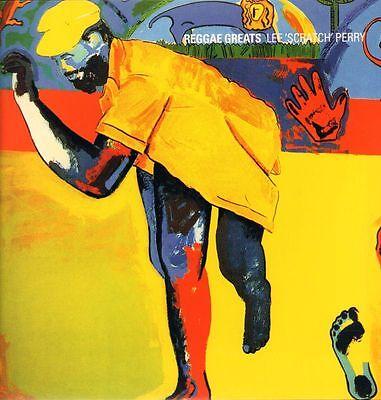 Lee Scratch Perry(Vinyl LP)Reggae Greats-Island-SVLP 190-UK-Ex/VG