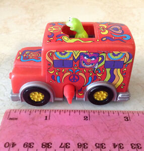 BURGER KING 1999 SPACE BUS. MUPPETS FROM SPACE TOYS Gatineau Ottawa / Gatineau Area image 4