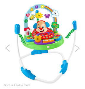 Fisher Price Jumperoo Exersaucer