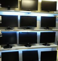 LCD Monitors From $34.00  ***30 Day Waurranty***
