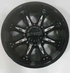 *NEUF* Mickey Thompson 20x9 - 6x130 & 6x5.5 -12 *LIQUIDATION*