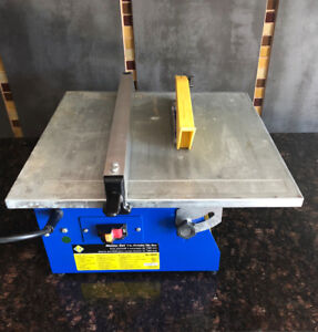 TILE CUTTER WET SAW CERAMIC ..SCIE CERAMIQUE