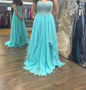 Original Prom, cocktail, bridesmaid or party dress Windsor Region Ontario image 2