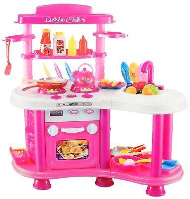 Kinderküche Spielküche Little Chef Kinderspielküche Spielzeugküche Weihnachten