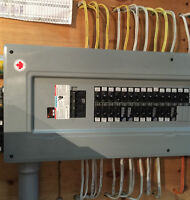 Need a licence and insured electrician? Esa# 7011199