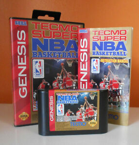 "Sega Genesis ""NBA"" & Sega CD ""Prince of Persia"" Games"