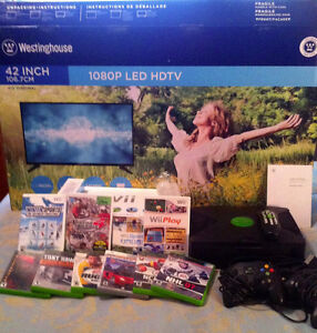 TV and Games Package