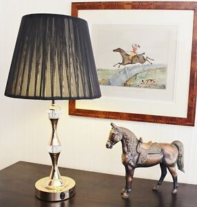 Jewel Gold Rechargeable Lamp