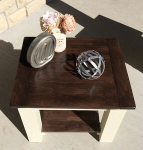 Rustic Country Chic Coffee tables with matching side tables Belleville Belleville Area image 3