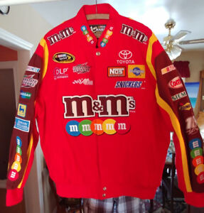 KYLE BUSCH LOVERS Vintage Jacket - Great deal!! $100
