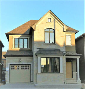 Brand New House with 4 Bedrooms in Oakville for Rent
