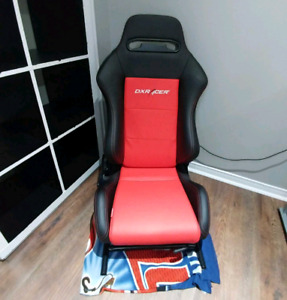DXRacer Video Game Chair Racing Simulator