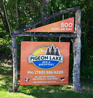 Pigeon Lake Bed & Breakfast / Alberta