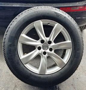 mags Toyota venza / Highlander pneus d'hiver 235-65-18