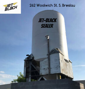 Jet-Black Bulk Sealer Supplier