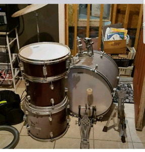 Starter drum kit cheap!