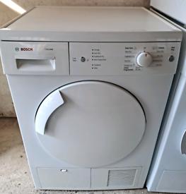 Bosch wte84102 condenser dryer