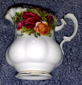 "Royal Albert ""Old Country Roses"" Mini Creamer"