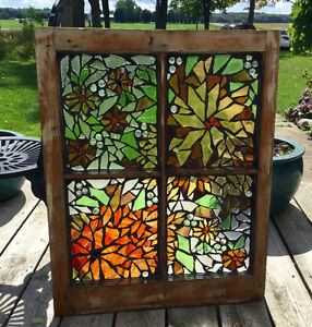 30% off all in stock mosaic stained glass windows! Cambridge Kitchener Area image 8