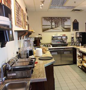 Restaurant, Bistro, Boulangerie